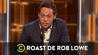 Pete Davidson - Roast de Rob Lowe