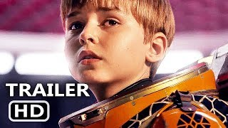 LOST IN SPACE Official Trailer (2018) Sci-Fi Netflix Movie HD