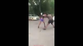 Girls VS Girls Street Fight =HOT GIRLS=