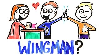 """Does Having A """"Wingman"""" Actually Help You Get A Date?"""