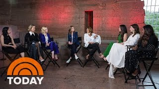 'Ocean's 8' Stars Speak Out On Challenges Women In Hollywood Face   TODAY
