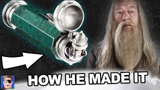 How Dumbledore Created The Deluminator | Harry Potter Theory