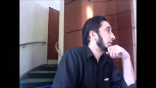 Nouman Ali Khan - Tafsir Sure Muhammad  Part 3