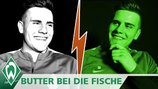 BUTTER BEI DIE FISCHE: Michael Zetterer | SV Werder Bremen