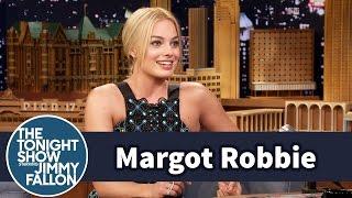Margot Robbie Steals Toilet Paper from Hotels