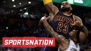 Is Playoff LeBron Borderline Disrespectful?   SportsNation   ESPN