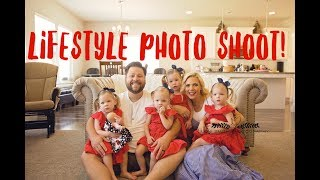LIFESTYLE SHOOT WITH LONI SMITH WITH PHOTOS AT THE END