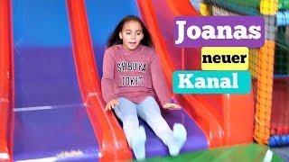 Joanas Neuer Kanal - Spaß im Indoor Spielplatz - Familien Alltag   Vlog#880 Rosislife