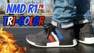 Zapatillas Cheap Adidas Originals NMD XR1 PK para chico color azul celeste