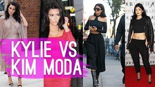 Kylie VS  Kim Kardashian ¿Quién lució mejor? (Moda Sin Filtro)