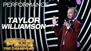 Taylor Williamson: Totally Awkward And Funny Comedian - America
