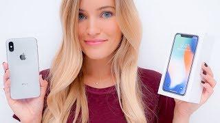 iPhone X Unboxing!!!!!!