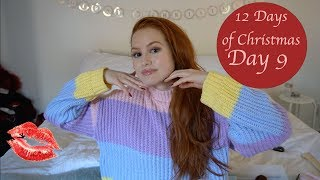 CRUELTY FREE HOLIDAY MAKEUP TUTORIAL | Madelaine Petsch