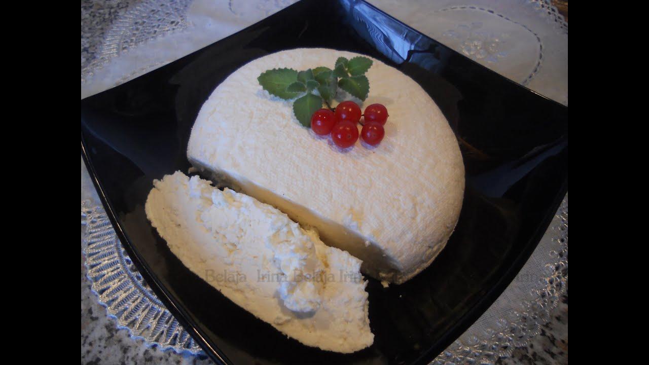 Как сделать торт из творога в домашних условиях