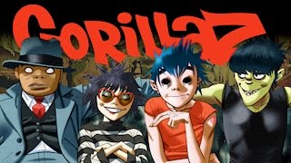 The GORILLAZ Animated Series: Too MATURE For TV? Are These HUMANZ Still RELEVANT?