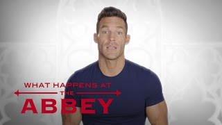 """Abbey"" Stars Give Bar Etiquette Advice 