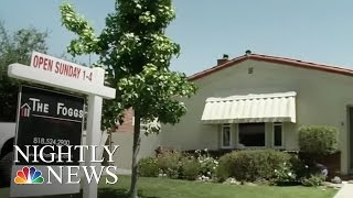 Housing Market Heats Up NationWide | NBC Nightly News