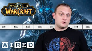 Blizzard Explains the Entire History of World of Warcraft | WIRED