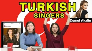 Like, DM, Unfollow: Turkish Singers