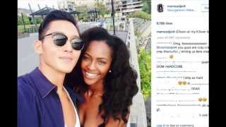 Justin and Mamé: An ANTM Love Story (AMBW)