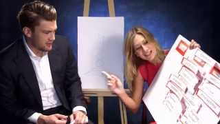 "Draw That with James van ""Gogh"" Riemsdyk"