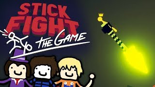 Pseudo-Jetpack! | Stick Fight: The Game