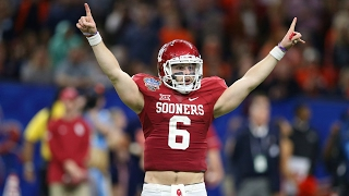 Baker Mayfield Is The Top Returning QB In 2017 | CampusInsiders
