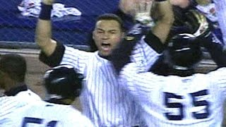 2003 ALCS Gm7: Yankees tie the game with a three-run rally