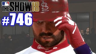 I FINALLY GOT THIS MLB RECORD!   MLB The Show 18   Road to the Show #746