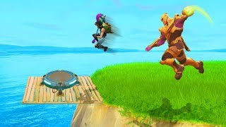 Most Epic ESCAPE From THANOS | Fortnite WTF, Troll & Funny Moments #19