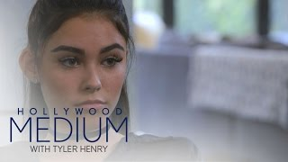 Tyler Henry Meets YouTube Star Madison Beer | Hollywood Medium with Tyler Henry | E!