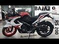 2018 Bajaj Pulsar RS 200 Racing Red  | d...mp3