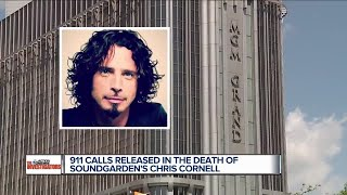 911 calls released in the death of Soundgarden