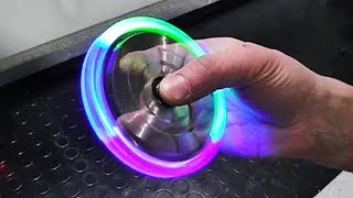 10 Cool Fidget Spinner Gadgets and Toys You Can Buy Online