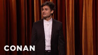 Moses Storm On Growing Up Poor  - CONAN on TBS