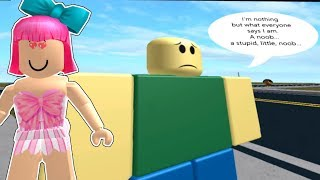 Roblox: THE NOOB!! - A SAD ROBLOX MOVIE!!