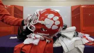 Clemson Football || How Much Gear in a Year?