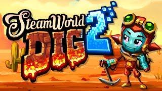Die Suche nach Rusty! | 01 | SteamWorld Dig 2