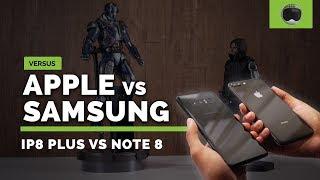 iPhone 8 Plus vs Galaxy Note 8: Duel Flagship Belasan Juta