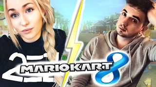 ICH BIN SO DUMM! | MarcelScorpion VS. Sonny Loops !! | Mario Kart 8