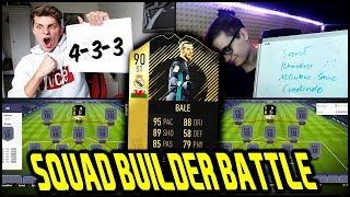 Krasses 90 ST BALE Squad Builder Battle vs. REALFIFA! ⚽🔥 Fifa 18 Ultimate Team Deutsch