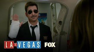 Captain Dave Arrives Late | Season 1 Ep. 3 | LA TO VEGAS