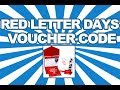 Red Letter Days Discount, Voucher Code a...mp3