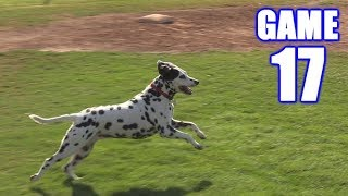 SPOTTED WOLF PLAYS ON THE INFIELD!   On-Season Softball Series   Game 17