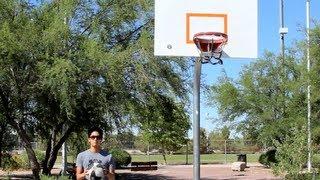 Dear Ryan - Do a Basketball Trick Shot!