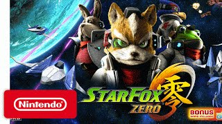 Star Fox Zero – The Battle Begins