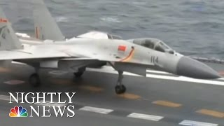 North Korea Crisis: China, US On Alert For Possible Nuke Test | NBC Nightly News