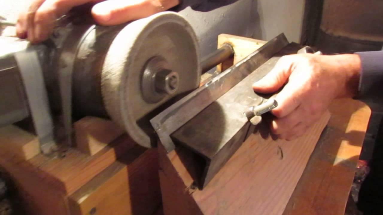 Генератор тесЗаточка ножей рейсмуса своими руками