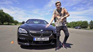 Miguel Pablo MACHT FÜHRERSCHEIN 😏  !!! | 6er BMW Coupe😱😱