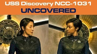 Star Trek: DISCOVERY - USS Discovery NCC-1031 Starship REVEALED?
